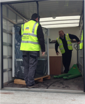 Retail Furniture Collection and Delivery Hertfordshire