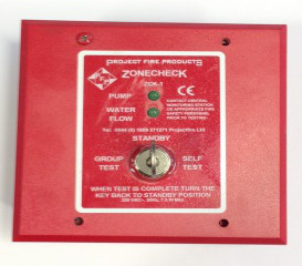 Fire Sprinkler Flow Switch Testing Kent